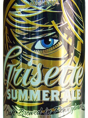 Sly Fox's Grisette Summer Ale