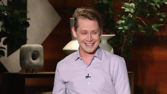 Macaulay Culkin keeps  Ellen DeGeneres from being 'Home