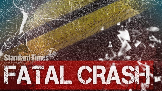 Fatal crash reported
