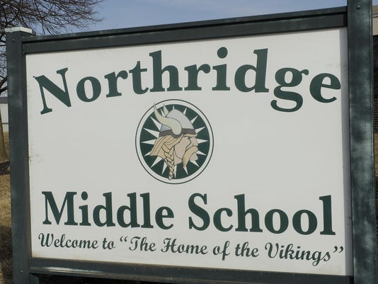 NEW Northridge Middle School stock