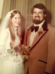 Haffner Wedding, November 22, 1975