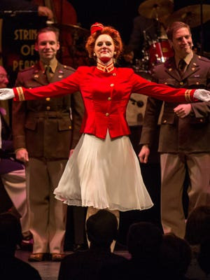 """""""In The Mood"""" is a step back in time to the 1940s through music, song and dance."""
