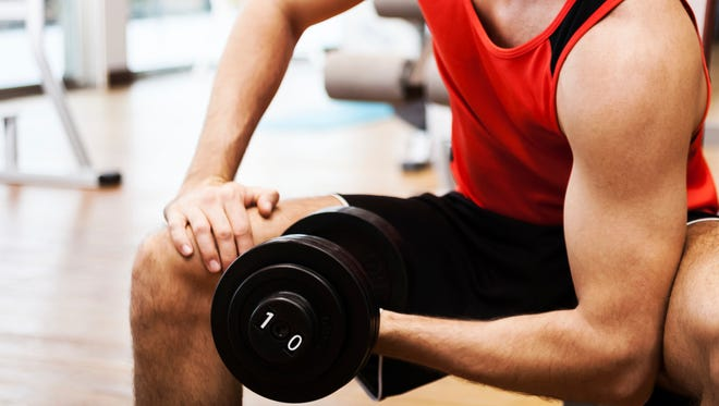 Far too many exercisers undertrain in the gym and get stuck at a low level of muscular fitness.