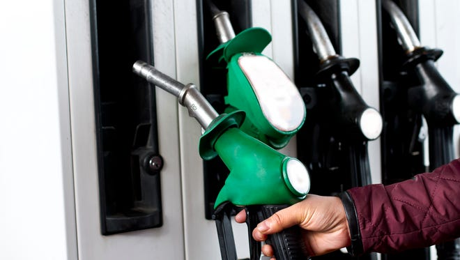 The average price of a regular gallon of gasoline in Green Bay dropped 3.6 cents to $2.67.