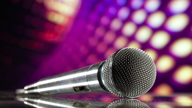Karaoke starts at 9 p.m. Friday at The Pour House in Wisconsin Rapids.