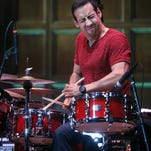 """Jazz fest performer Antonio Sanchez made an interesting observation about his Meridian Suite: When jazz musicians compose tunes, they're like short stories. """"A suite is a novel. This is my novel."""""""
