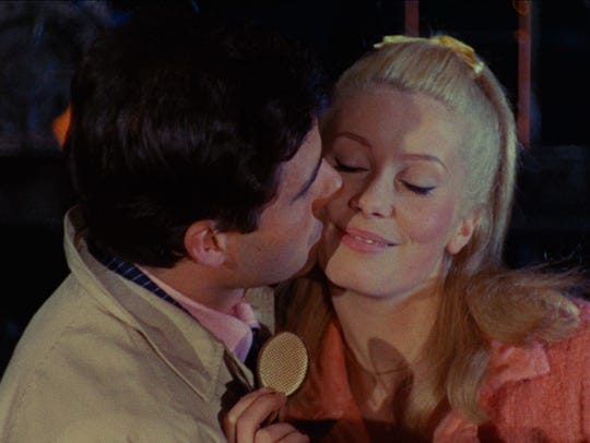 The Umbrellas of Cherbourg.