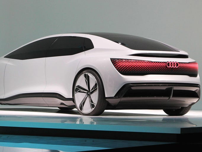 Stunning Concept Cars Come To Frankfurt