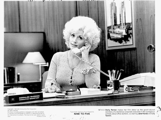 "Dolly Parton made her film debut playing Doralee Rhodes in 1980's ""9 to 5."""