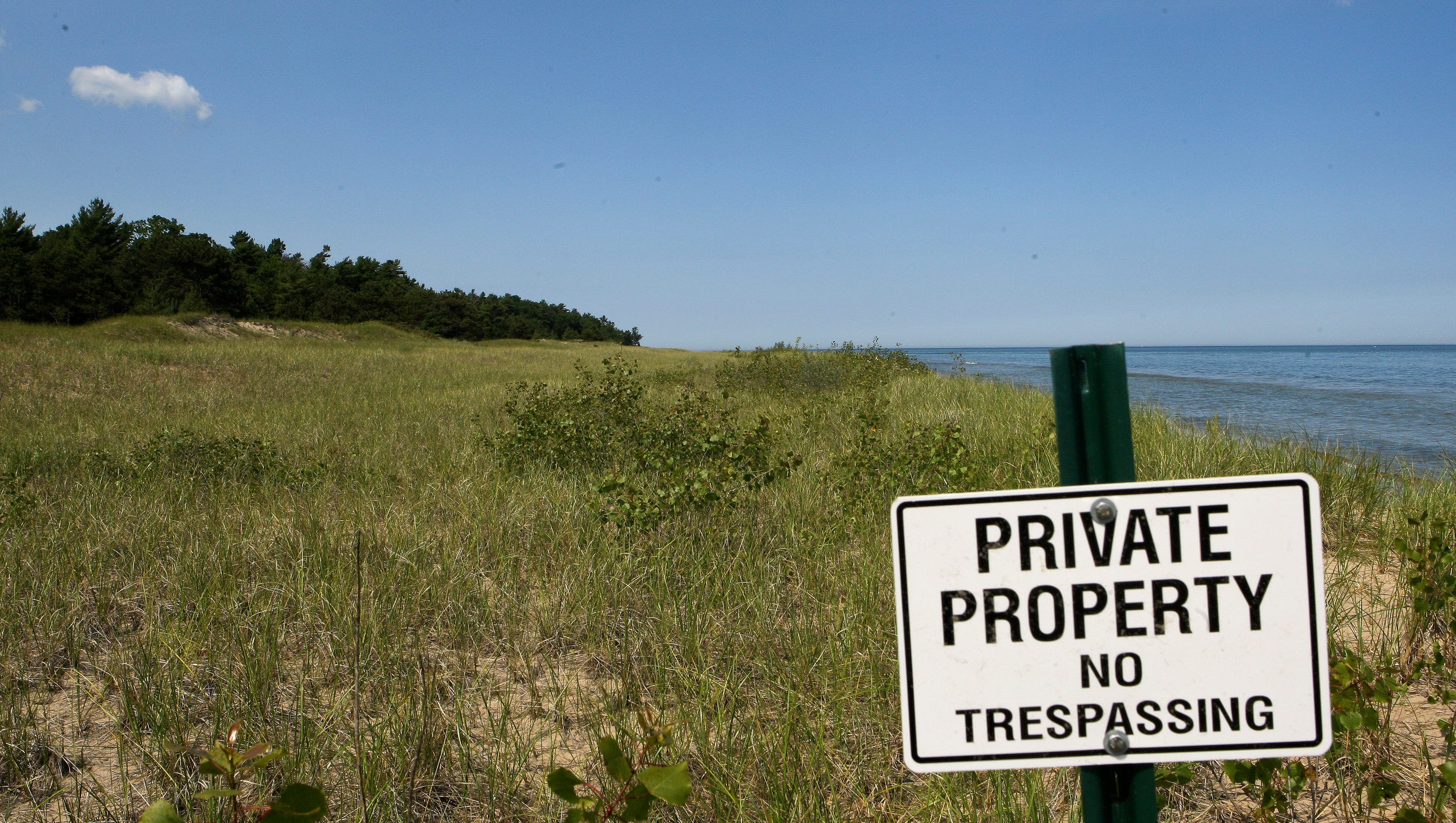 Wisconsin DNR approves wetlands permit for Kohler golf course on Lake Michigan shore