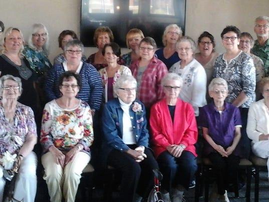 Foster Grandparent/Seniors in School Program