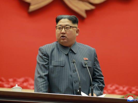 North Korea Kim