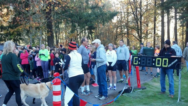 The Jeff Silbernagel Memorial walk and runs are an annual fundraiser in Lyons.
