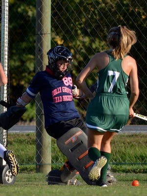 Lankford allowed six goals and averaged double-digit saves throughout the 2016 season.