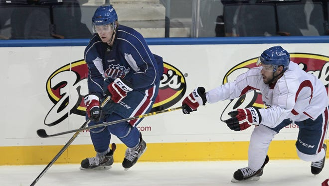 Fifth-year winger Zac Dalpe will make his Amerks debut in Friday's home opener.