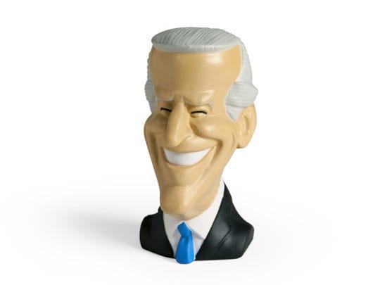 """Joe Biden """"Biden Stress Head."""""""