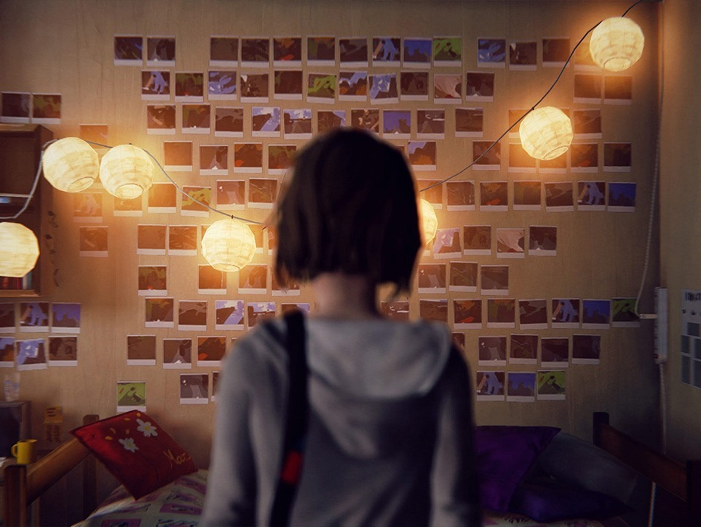 """""""Life is Strange"""" features a unique visual style and"""