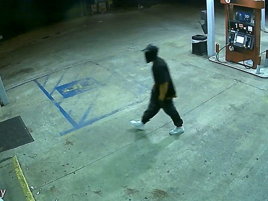 A man armed with a handgun robbed an Oak Grove convenience store Monday night, and Natchitoches Parish Sheriff's officials are asking for help in identifying him.