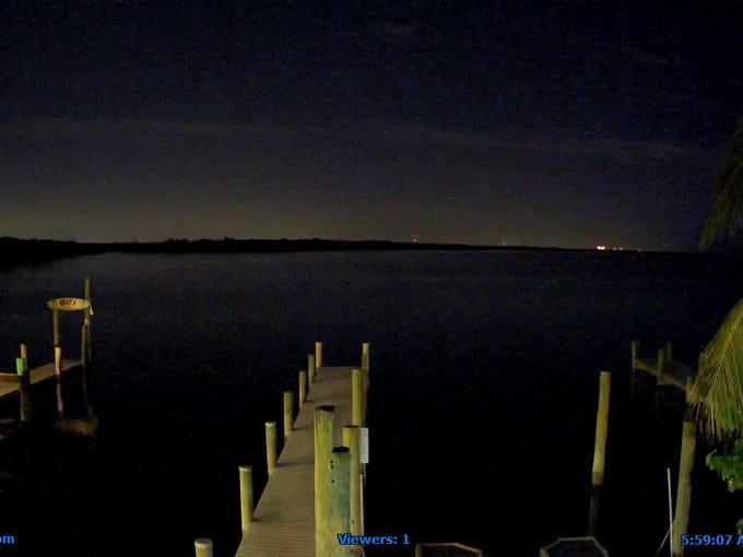 Webcam images show a full day Thursday (10/1/2015)