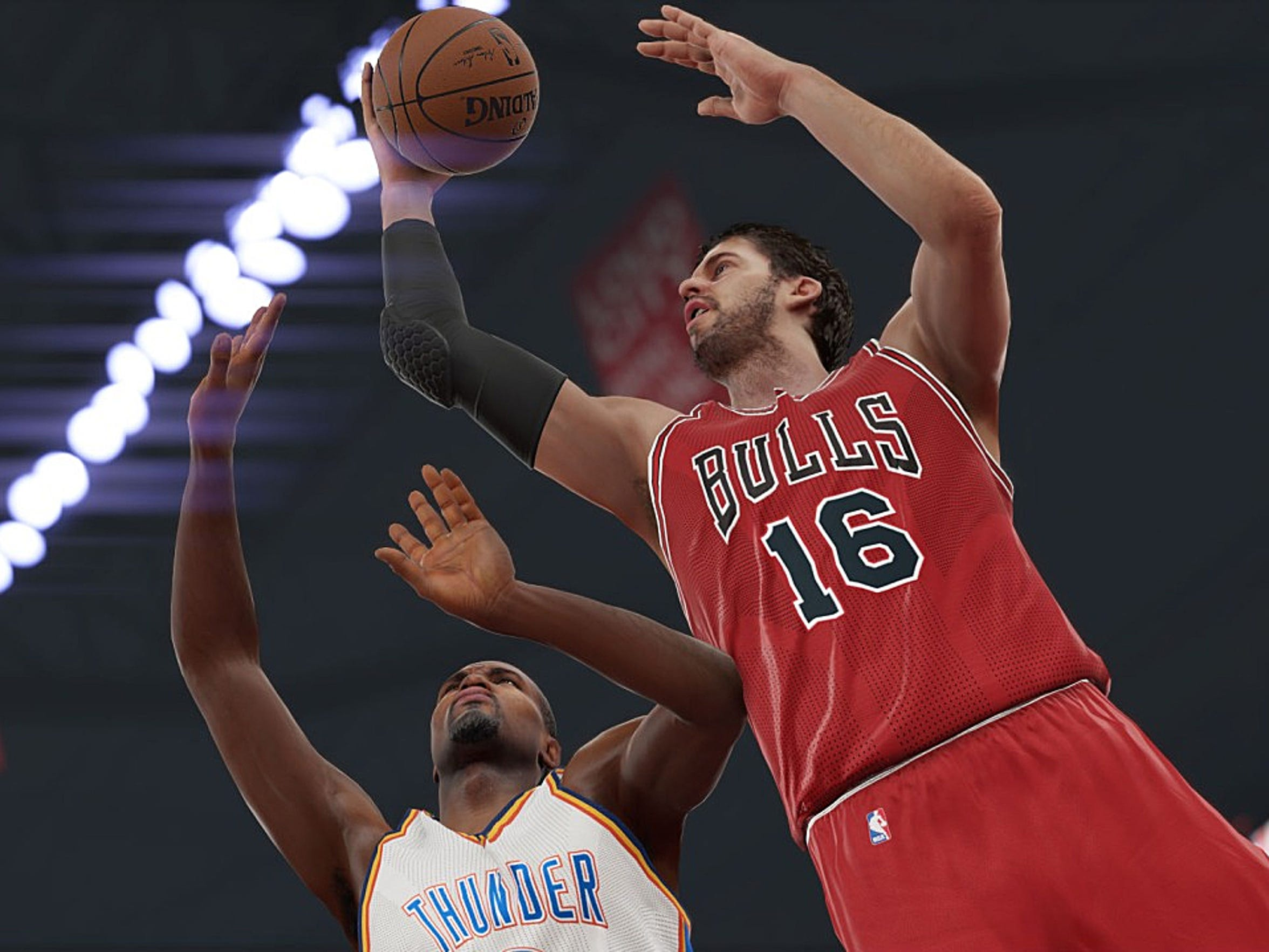 Gameplay continues to be a strong suit of NBA 2K16