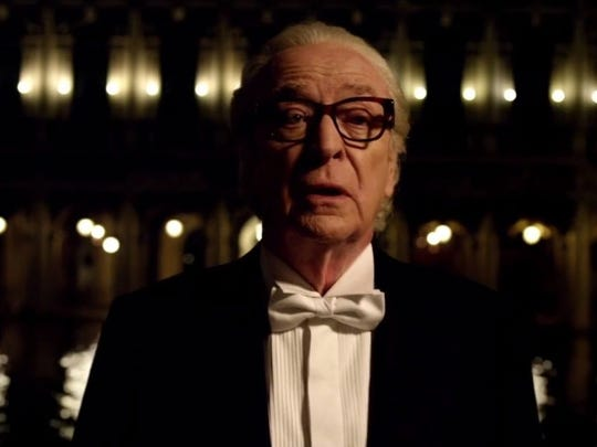 """Michael Caine plays a composer facing a number of crises while staying at a Swiss resort in """"Youth."""""""