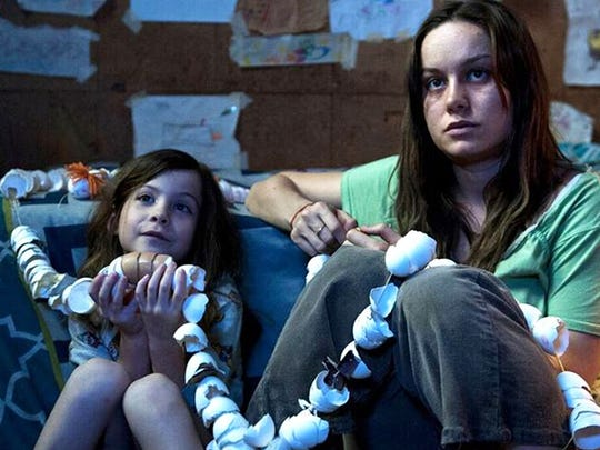 """Brie Larson and Jacob Tremblay star in """"Room."""""""