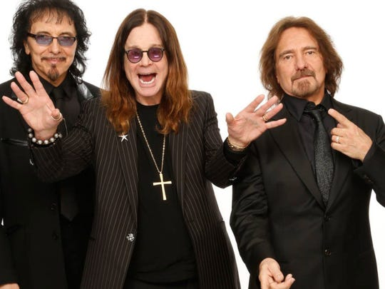 "Black Sabbath's ""The End"" is the legendary band's farewell tour."