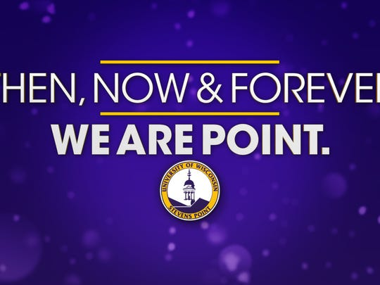 The comprehensive capital campaign logo for UW-Stevens Point.
