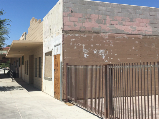 A lawsuit filed by the city of Coachella alleges that five properties in the 1600 block of Sixth Street have become dangerously dilapidated after almost a decade of neglect.