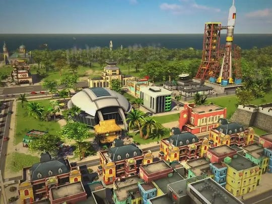 Build your island from a colonial upstart to a modern city in Tropico 5.