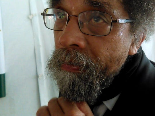 Cornel West, the activist and professor, offered perhaps