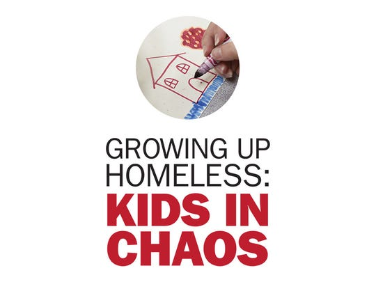 Growing up Homeless: Kids in Chaos
