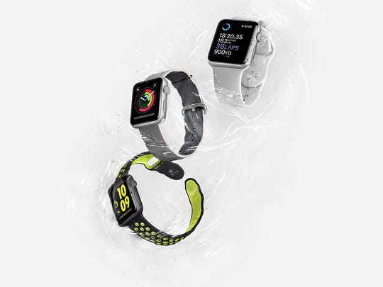 Apple Watch Series 1 and 2 devices run watchOS 3. The operating system can also be installed on the first-generation Apple Watch.
