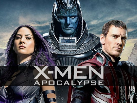 X-Men: Apocalypse comes out on DVD and Blu-ray this