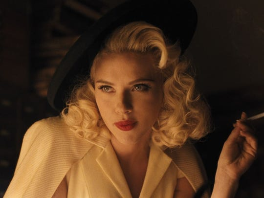 "Scarlett Johansson is among the ensemble in ""Hail, Caesar!"""