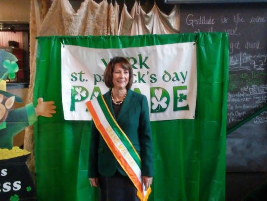 Lynda O'Bryne Randall, of Springettsbury Township,