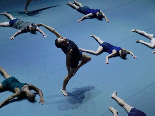 """""""Mr. Gaga,"""" featuring the life and work of Ohad Naharin,"""