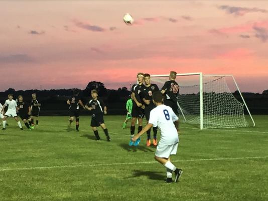 River Valley Harding boys soccer