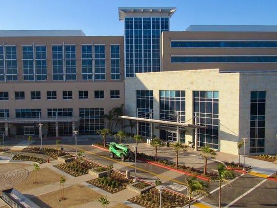 Community Memorial Hospital in Ventura.