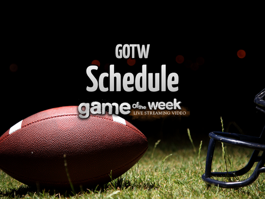 GOTW Schedule Graphic