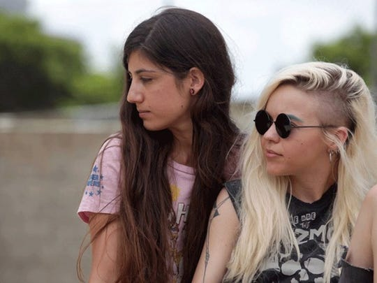 "Israeli teens are as sensitive as their U.S. counterparts, according to ""Blush,"" which screens Wednesday at the Central Library."