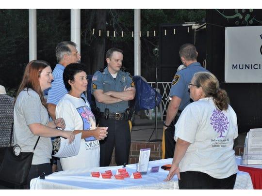 Dunellen Municipal Alliance (DMA) hosted its Overdose