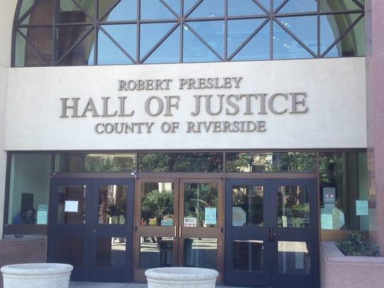 Riverside County Superior Court Judge Steven Counelis signed a $10,000 bench warrant for Yates' arrest.