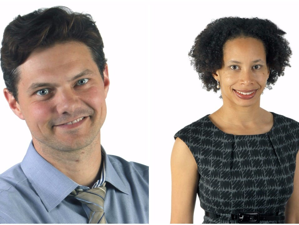 Subscribers,  join D&C columnists David Andreatta and Erica Bryant for lunch and a tour of the D&C Digital Studio on Oct. 18