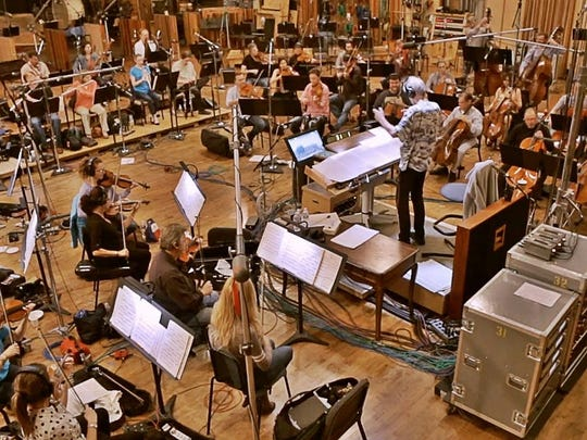 The art of composing soundtracks for movies is explored