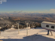 View from the top of Slide Mountain at Mt. Rose Ski