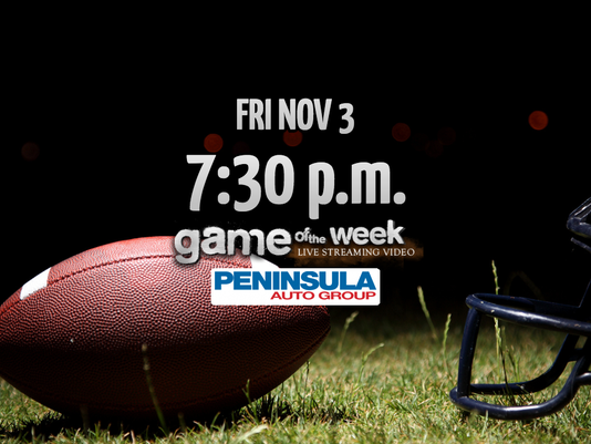 GOTW - Fri Nov 3, 7:30pm