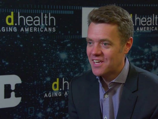 Stephen Johnston is co-founder, CEO of Aging 2.0.