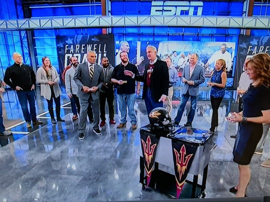 ESPN says good bye to Herm Edwards, who left his TV