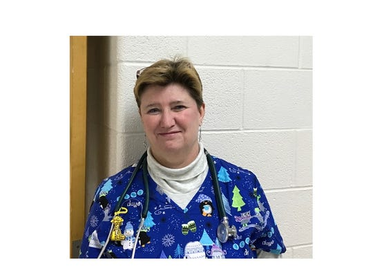 Faber School announced that  Anne North, School Nurse, has been named Dunellen School District's 2017-2018 Support Staff Member of the year.